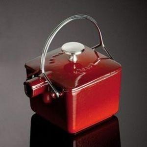 STAUB La Theiere Square Teapot/Kettle